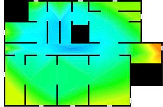 環境解析と効果検証に基づく最適設計イメージ